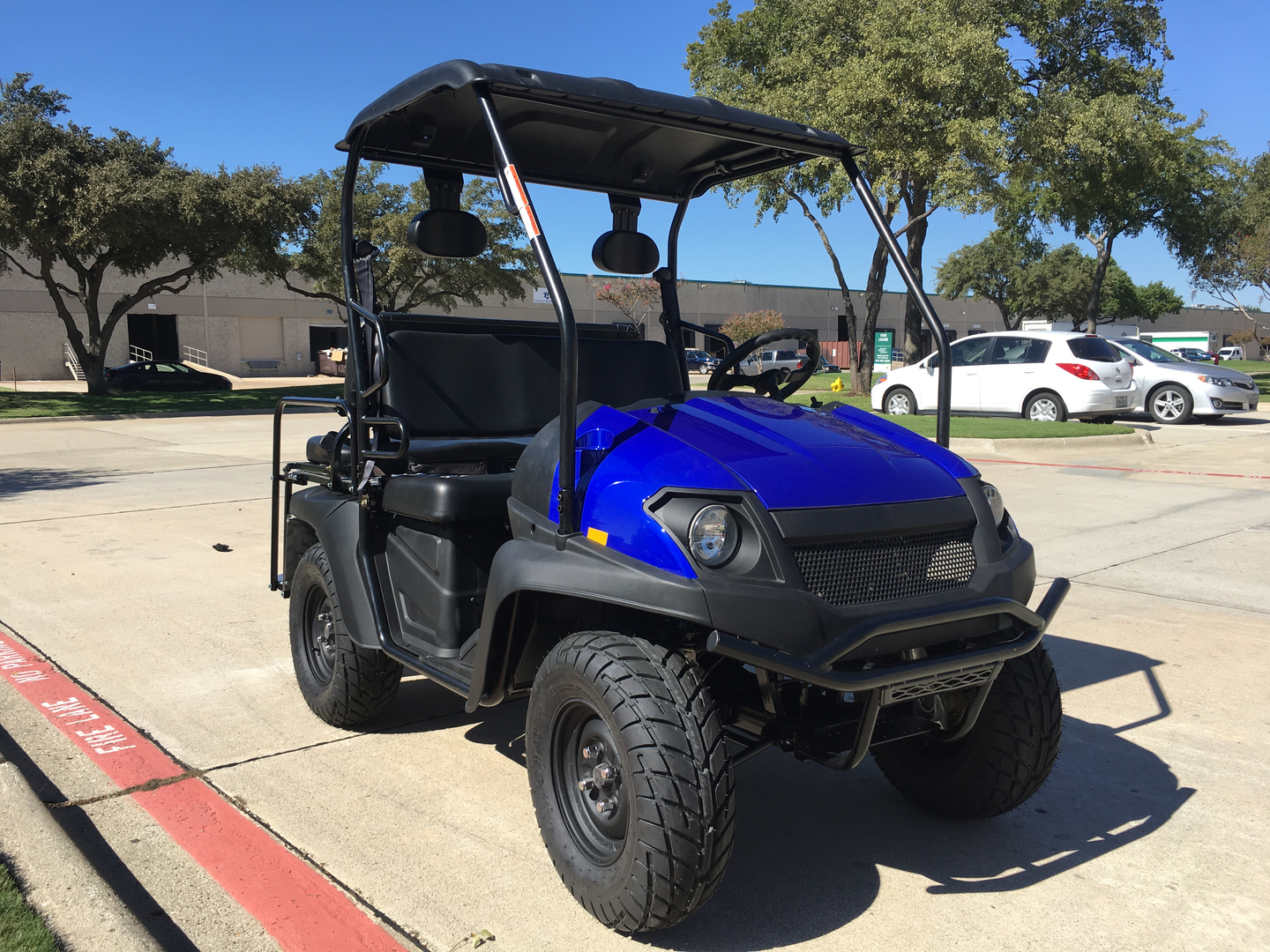 BMS Ranch Pony 500 4x4 UTV - *Free Commercial Delivery (90